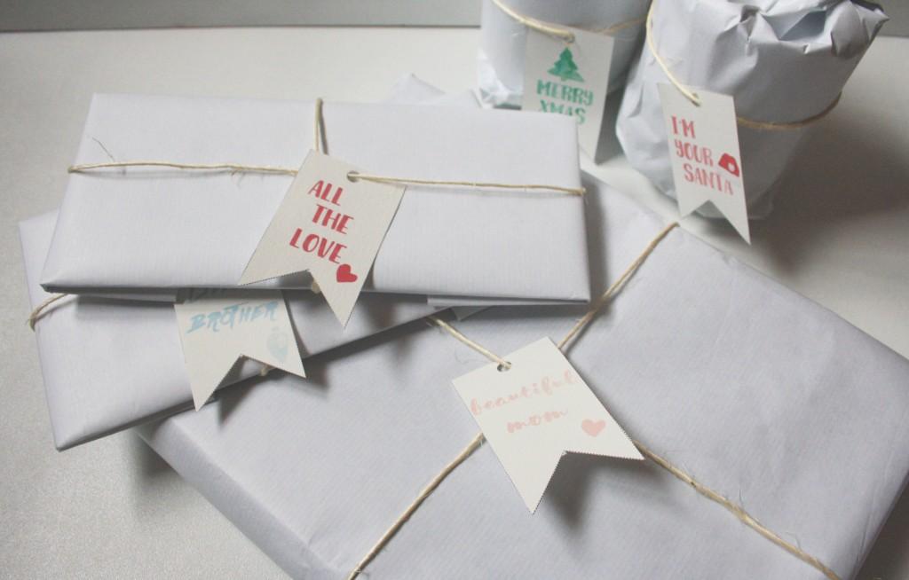 printable cadeau