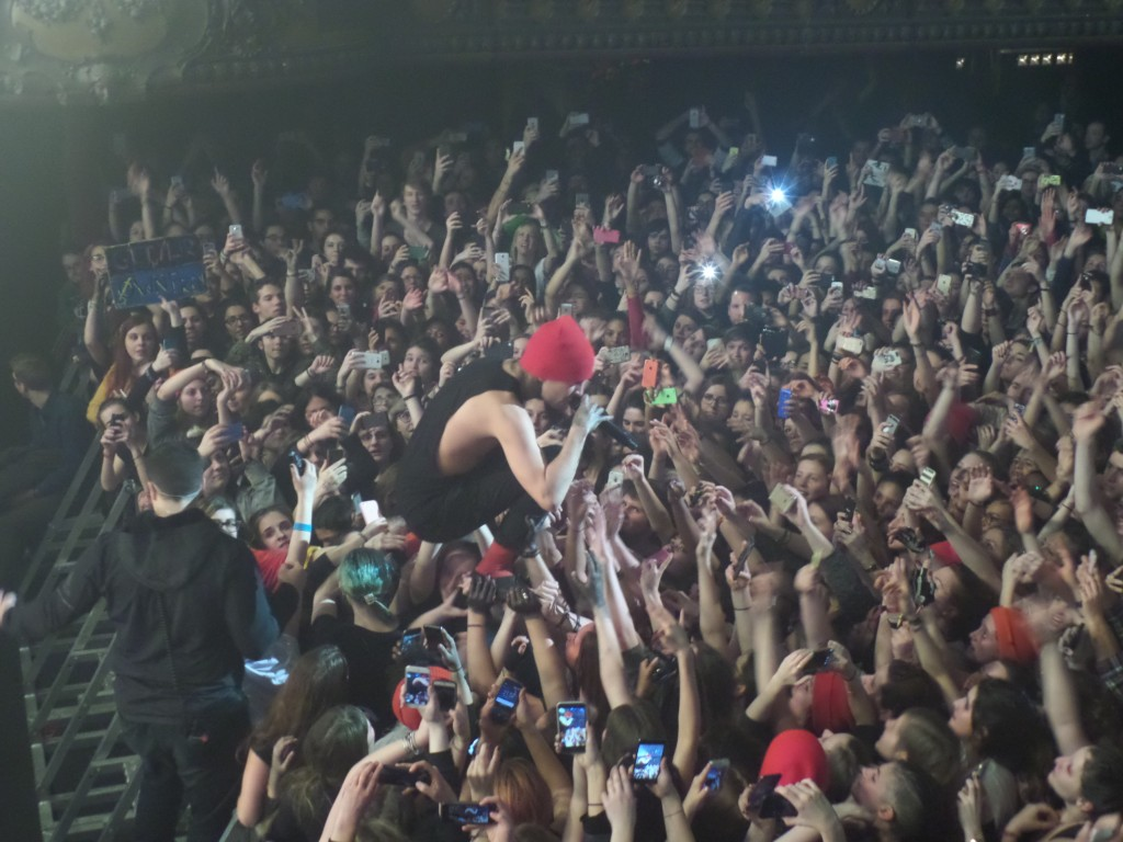 twenty one pilots trianon