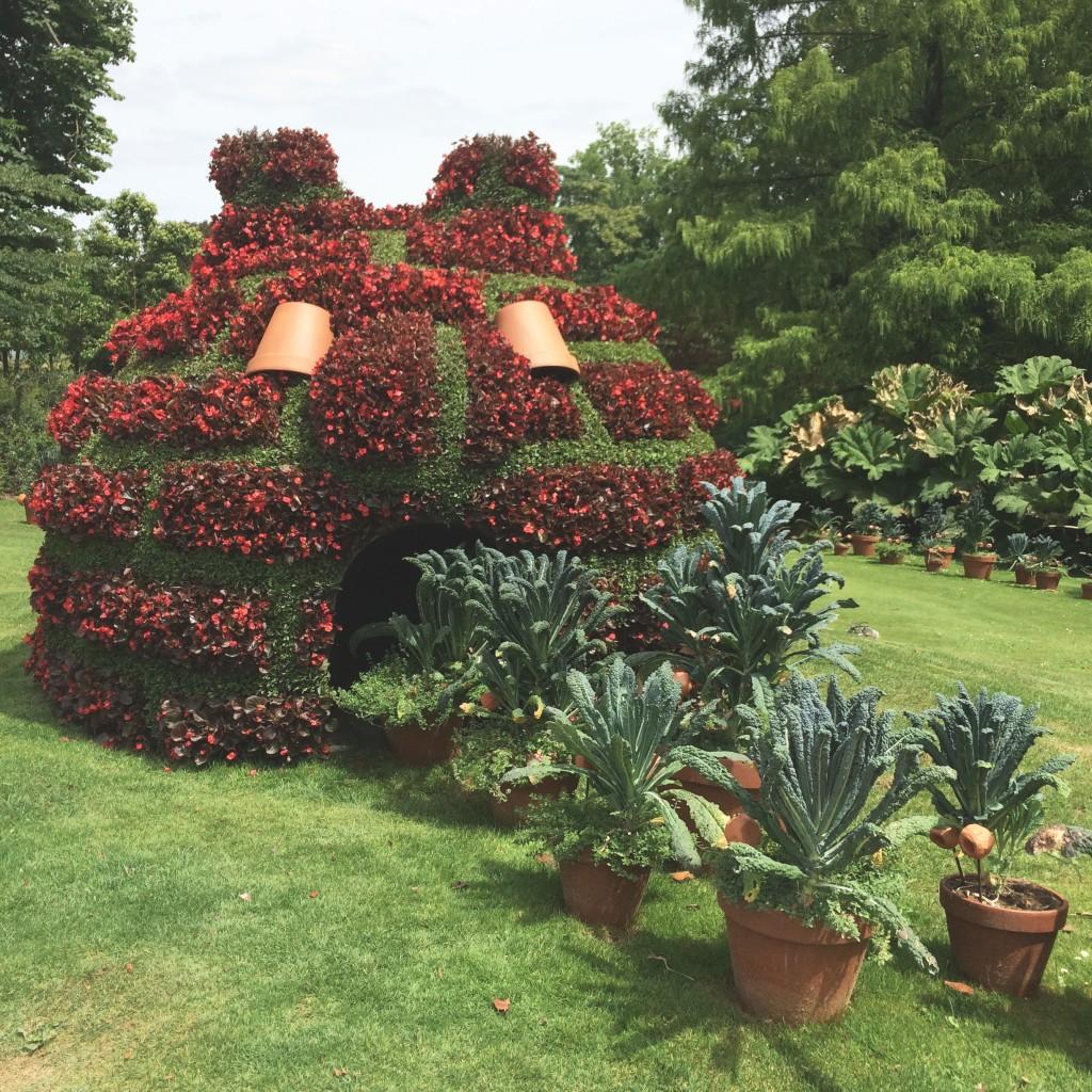 voyage à nantes jardin des plantes