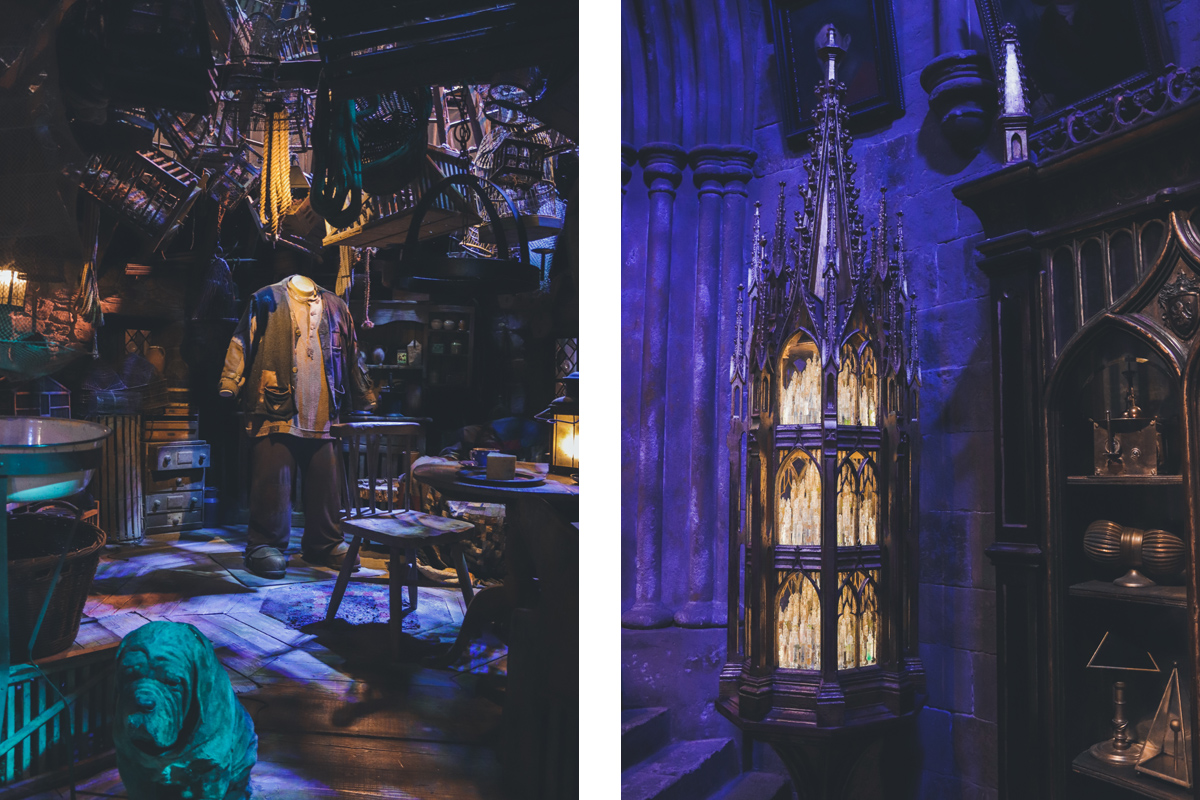 studio harry potter hagrid souvenirs