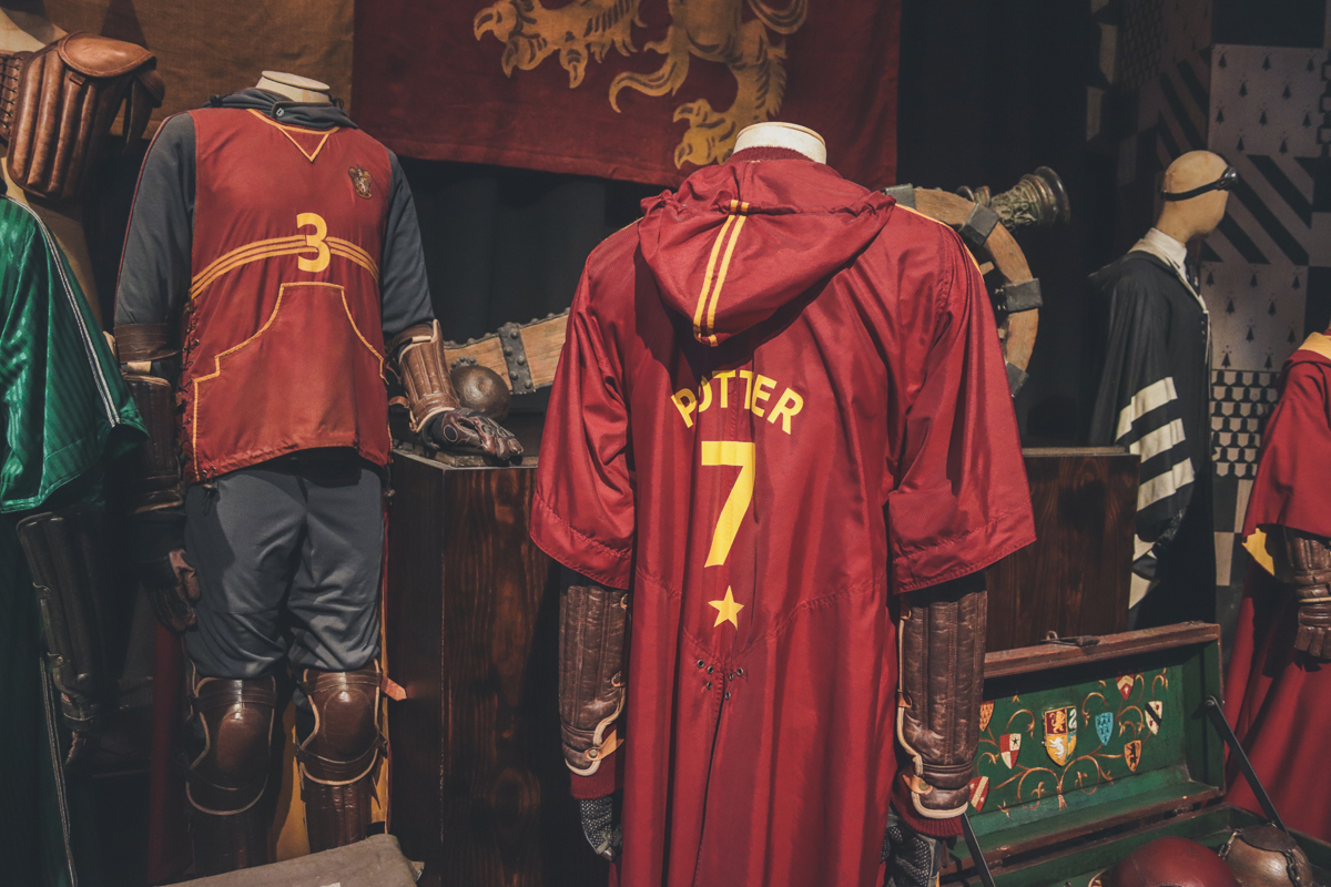 studio harry potter costume quidditch